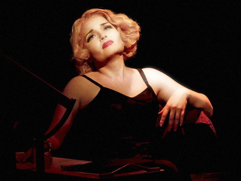 New York City actor brings popular one-woman act based on Marlene Dietrich's life to Troy