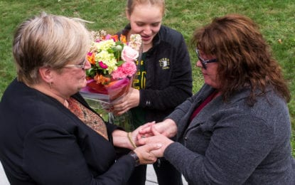 What once was lost: Class ring returned to rightful owner