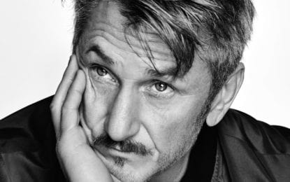 Actor Sean Penn speaks of his new book and life in Hollywood