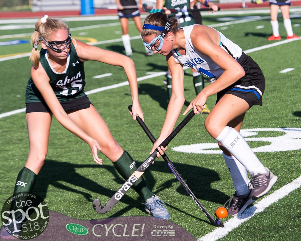 SPOTTED: Shaker field hockey falls to Shen, 5-1