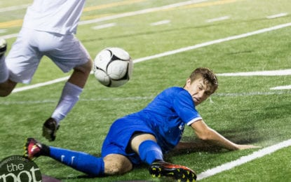 SPOTTED: Shaker boys beat B'Spa; remain atop Blue Division
