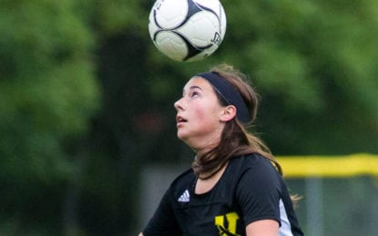 SPOTTED: Voorheesville girls shut out Ichabod Crane 1-0