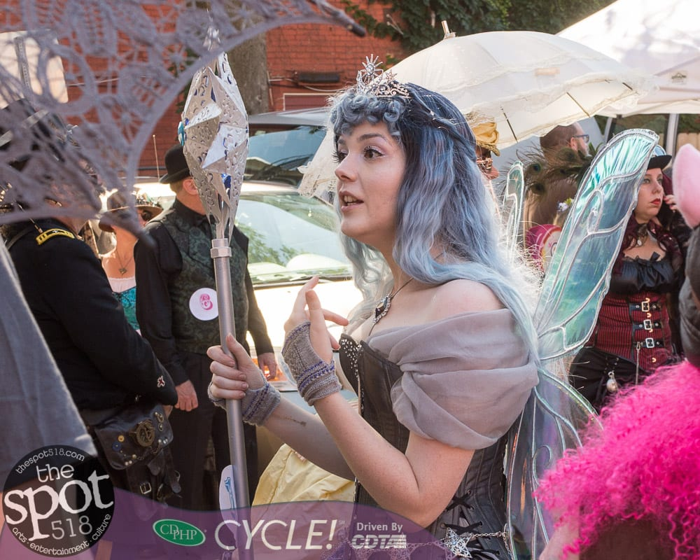 SPOTTED: The Enchanted City steampunk festival in Troy
