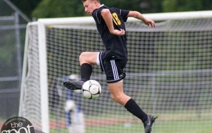 SPOTTED: Voorheesville boys shut out Cohoes, 6-0