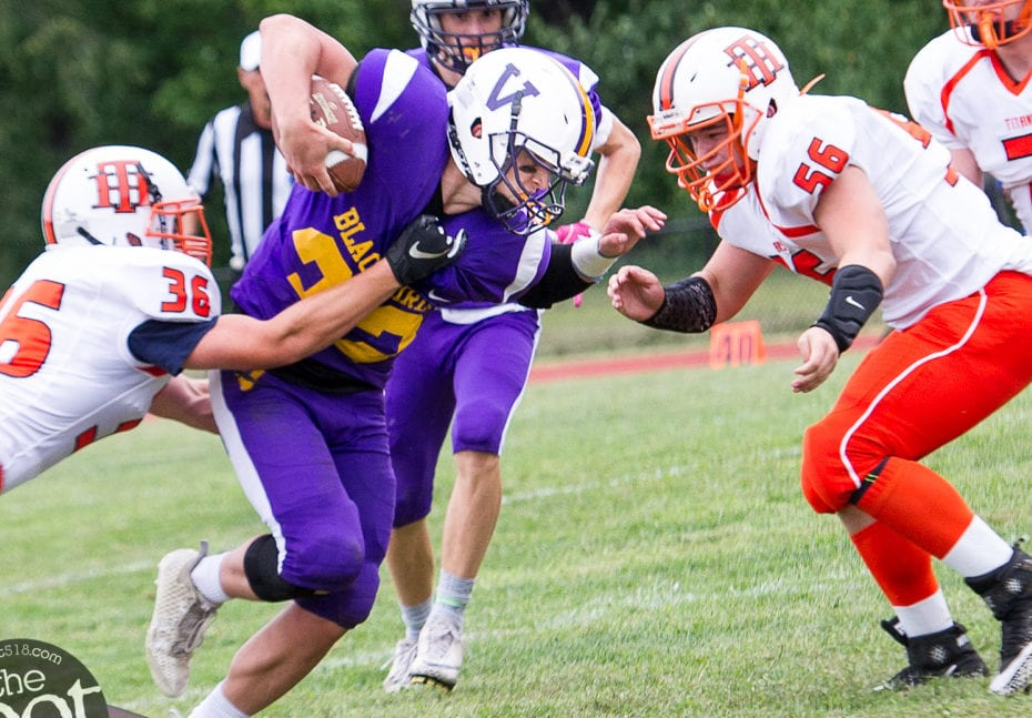 SPOTTED: Voorheesville shuts out Taconic Hills; starts season 2-0
