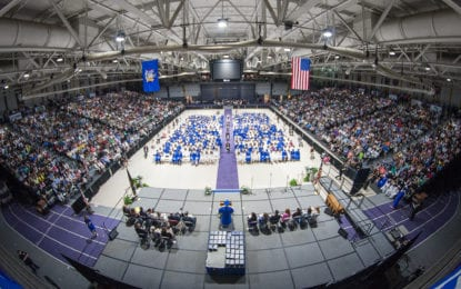 Shaker High graduation moving to TU Center in 2019