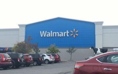 Walmart, police struggle with shoplifters