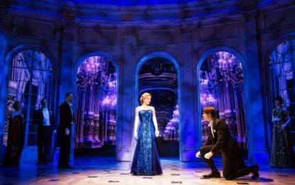 REVIEW: 'Anastasia' storyline steps off on the wrong foot amid tour launch
