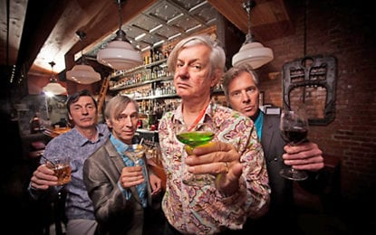 The Fleshtones to play at The Hangar Saturday