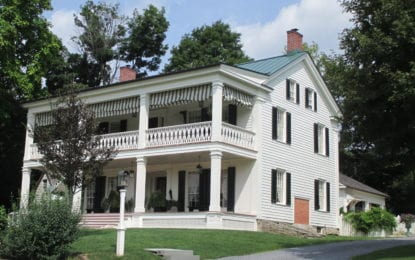 Schoharie Colonial Heritage Association invites you on a tour of its recovery from Hurricane Irene
