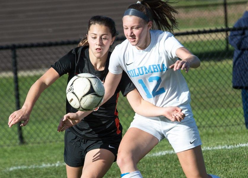 Bethlehem girls beat Columbia, advance to semis