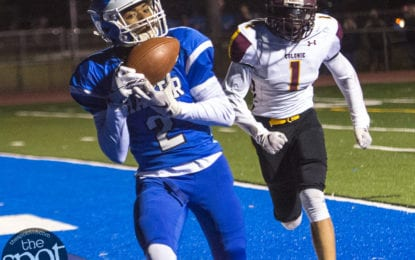 SPOTTED photo gallery: Shaker beats Colonie 31-7; takes home The Cup
