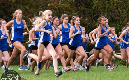 SPOTTED: The Shaker Invitational cross country track meet