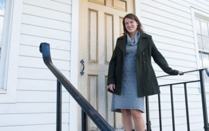Contemporary history: A new executive director at Shaker Heritage Society