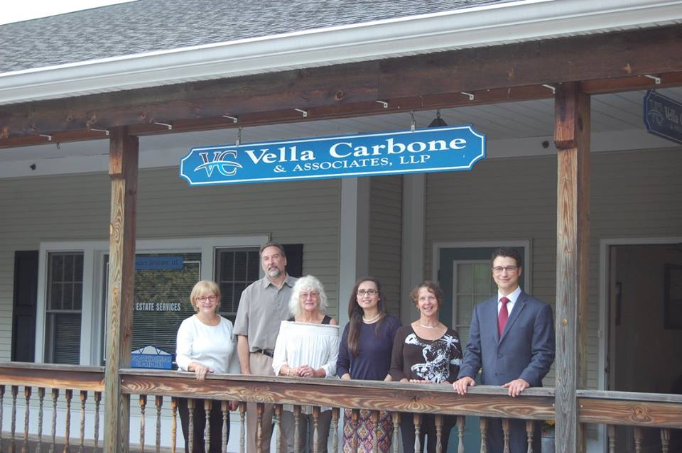 Vella, Carbone & Associates is committed to client relationships