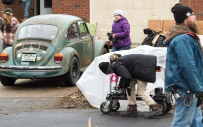 Hollywood comes to Colonie to film 'Shoplifters of the World' (w/slideshow)