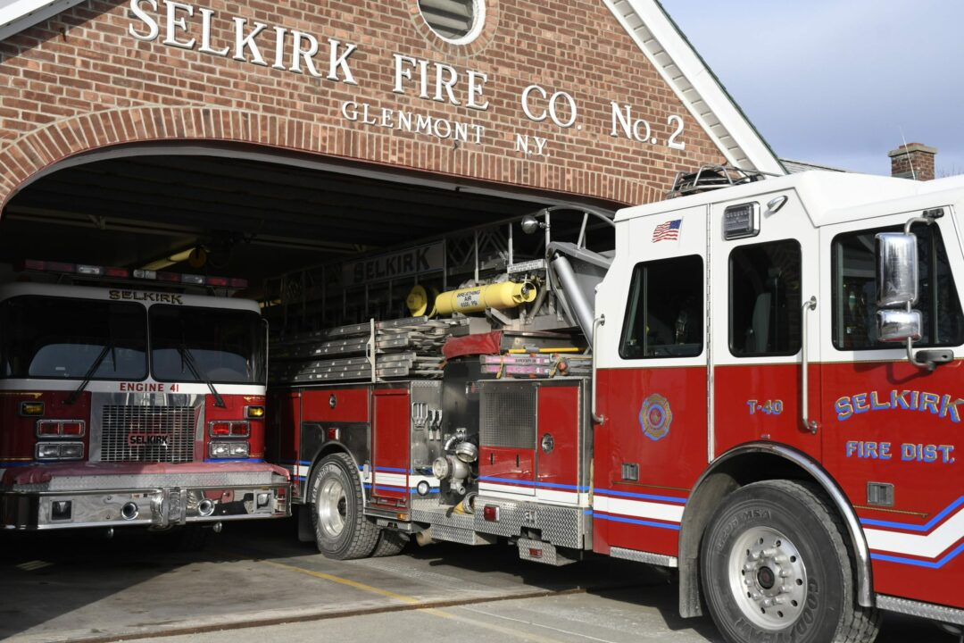 Selkirk Fire District plans to update its stations, wants locals to attend public meetings