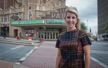 One year as the Palace Theatre's executive director and Susan Rosko Fogarty is on the move