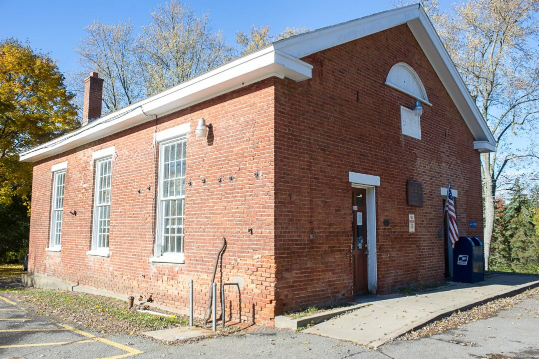 DISCOVER LOUDONVILLE: A Post Office with presidential roots