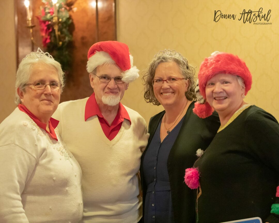 SPOTTED: ACS Hope Club Holiday Bon Appetit Event at the Century House