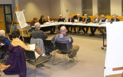 Comprehensive Plan Committee nears completion of two-year endeavor