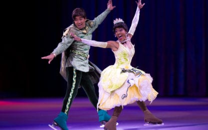 Disney on Ice returns to perform at the Times Union Center