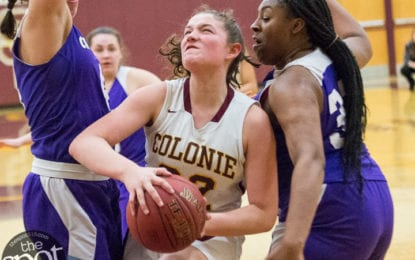 SPOTTED: Colonie girls rout Catholic Central