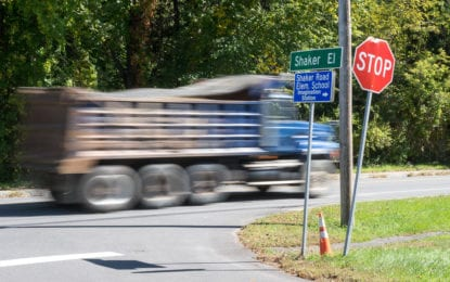 Colonie and Albany County apply for traffic grants