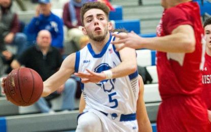 Shaker has rough second half, drops conference game to Nisky