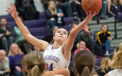 SPOTTED: Voorheesville girls beat RCS, 39-29