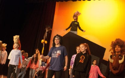 Relive the Disney classic with BCMS' 'The Lion King Jr.' production