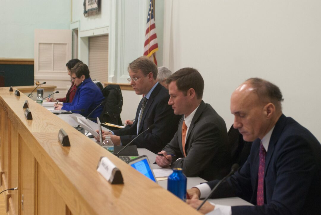 Bethlehem Town Board appoints and organizes in first 2019 meeting