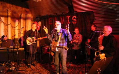 Johnny Rabb's Big Band Celebrates Elvis Presley's Birthday