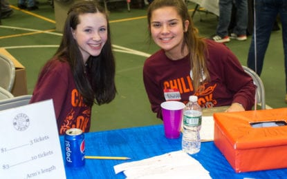 ICARE teaches character by making chili (w/photo gallery)