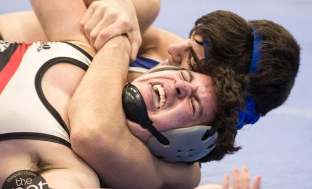 SPOTTED: Shaker wrestlers beat Nisky for the first time in a long time