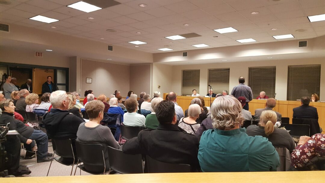 King Thiel residents ready to fight cell tower plan