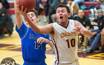 SPOTTED: Colonie beats Albany; advances to play Saratoga