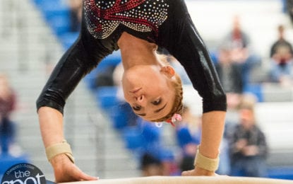 SPOTTED: Saratoga wins Section II gymnastics title; Guilderland edges out Bethlehem for second