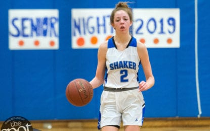 SPOTTED: Shaker beats Guilderland on Senior Night