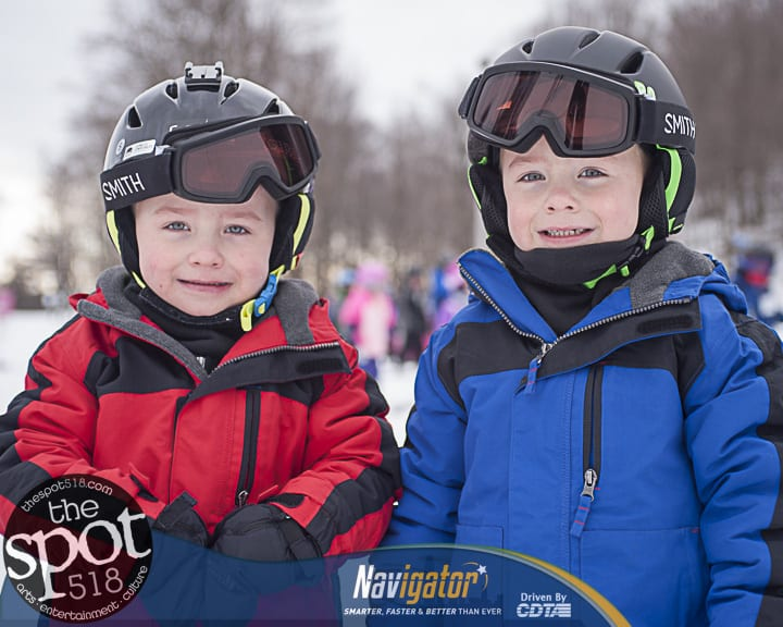 SPOTTED: Skiing, riding and sliding at Willard Mountain