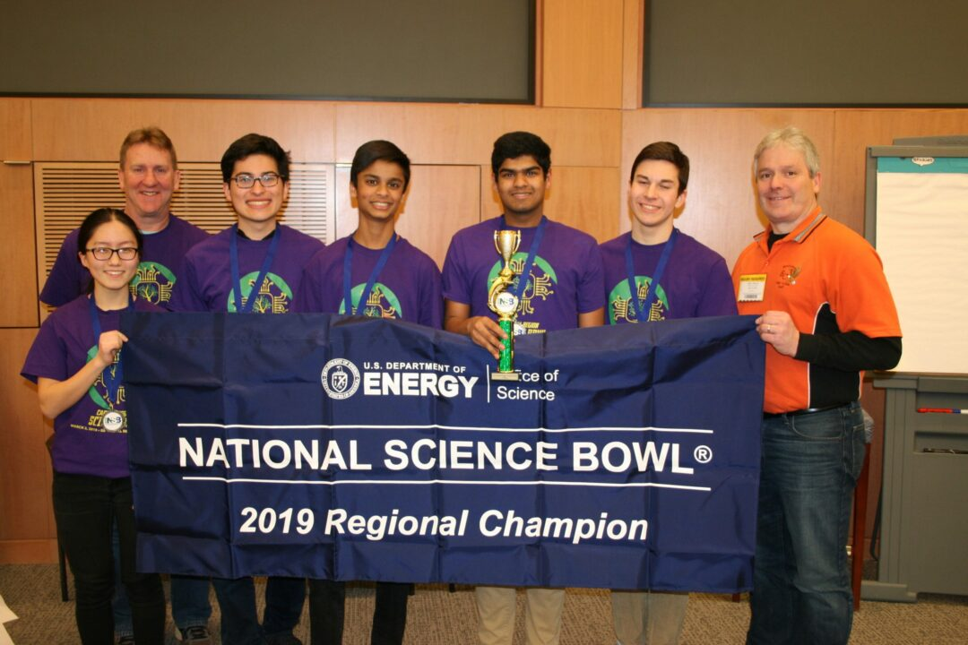 BCHS moves up to national Science Bowl