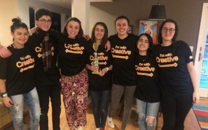 Bethlehem sends six teams to Odyssey of the Mind competition