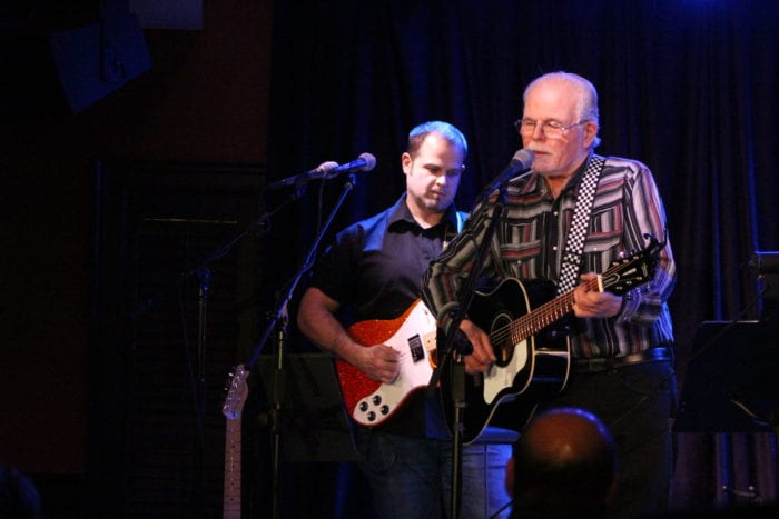 Marty Wendell and The Bluebillies Celebrate Johnny Cash's Birthday at Caffe Lena
