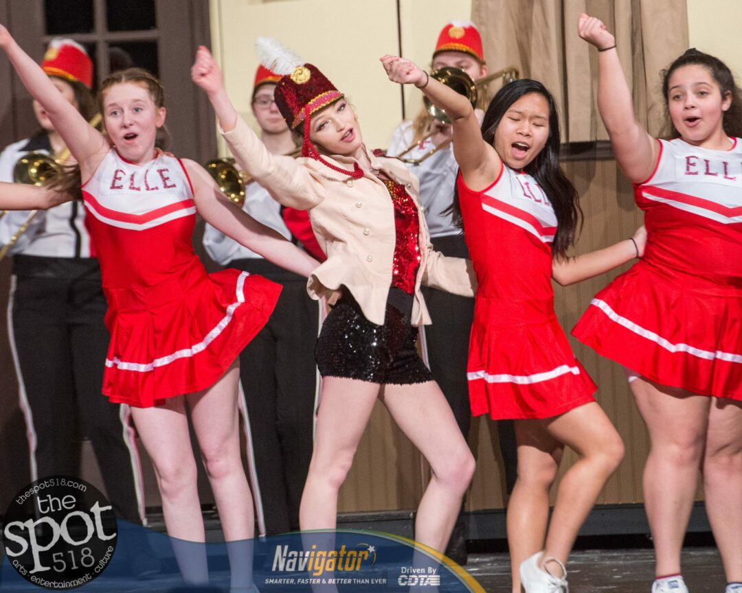 SPOTTED: 'Legally Blonde' at Colonie High
