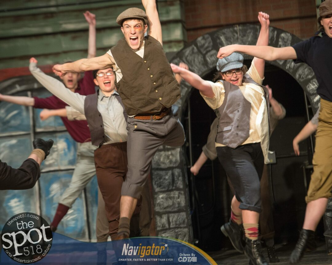 SPOTTED: Shaker Theatre presents 'Newsies'