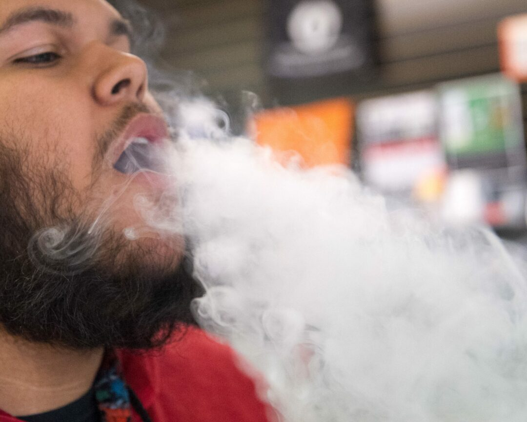 E-cig popularity has boomed in recent years, but now NYS is looking at legislation that could hurt business