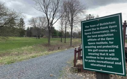 Bethlehem closes golf course at Colonial Acres