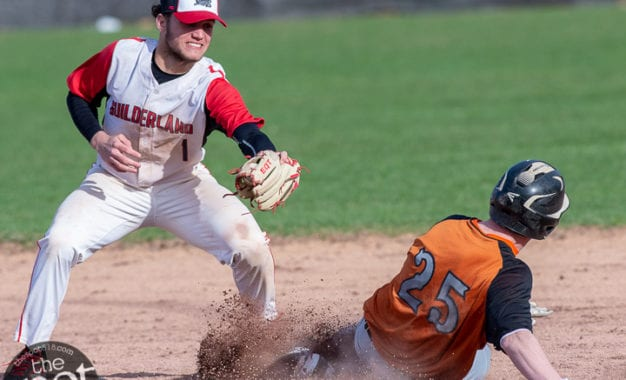 SPOTTED: Guilderland scores seven in the fifth to beat Bethlehem