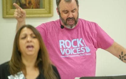 Rock Voices provides the healing its members never knew they needed (W/Photo gallery)