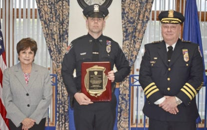 Police, dispatchers, civilians and explorers honored at annual Colonie ceremony